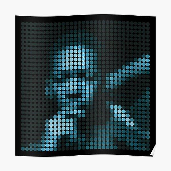 John Coltrane — Blue Train (Remix) Poster