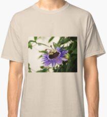 Purple Haze Passiflora Classic T-Shirt