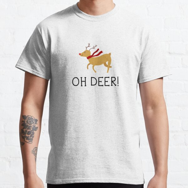 Funny deer Classic T-Shirt