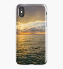 Gulf of Mexico Sunset iPhone Case/Skin