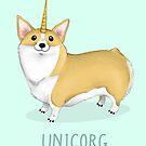 Unicorg by Katie Corrigan
