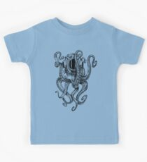 Octopus Scuba Diver Helmet Kids Clothes