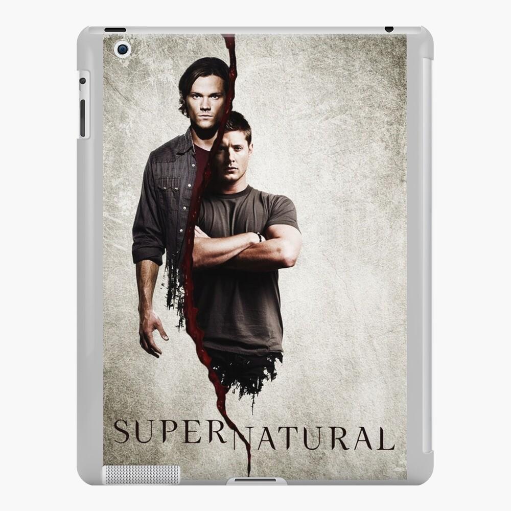 Supernatural 1 iPad Case & Skin