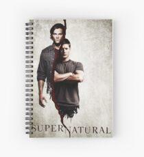 Supernatural 1 Spiral Notebook