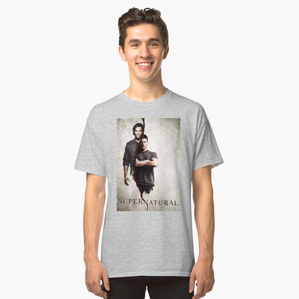 Supernatural 1 Classic T-Shirt