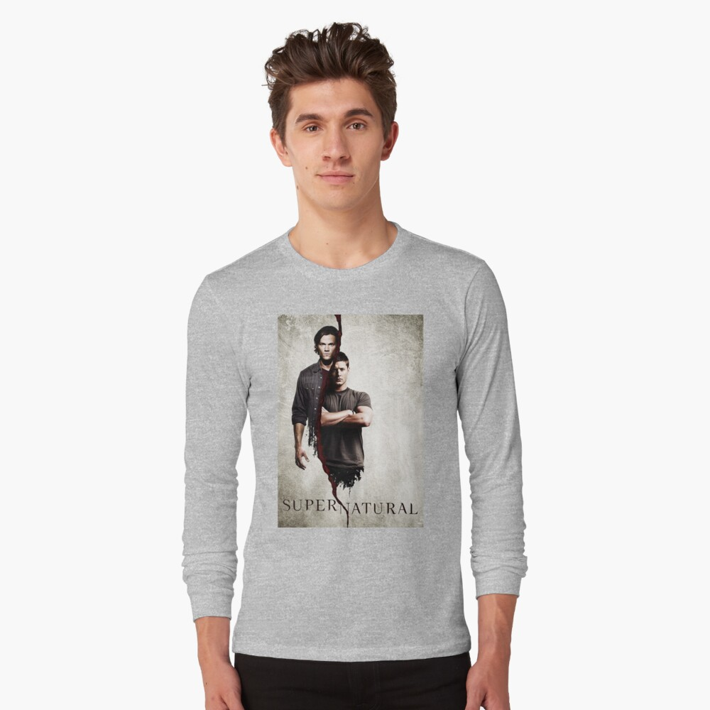 Supernatural 1 Long Sleeve T-Shirt