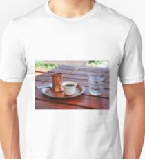 Bosnian Coffee Unisex T-Shirt