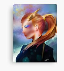 targaryen girl Canvas Print