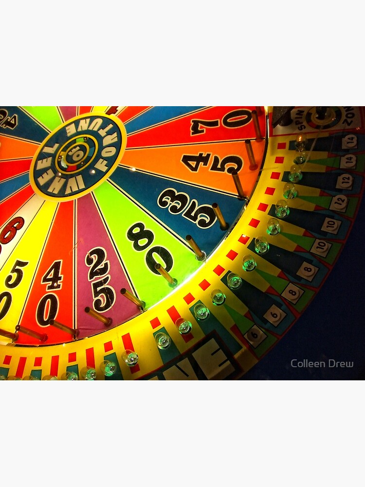 Wheel of Fortune by colgdrew
