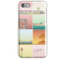 The Films of Wes Anderson iPhone Case/Skin