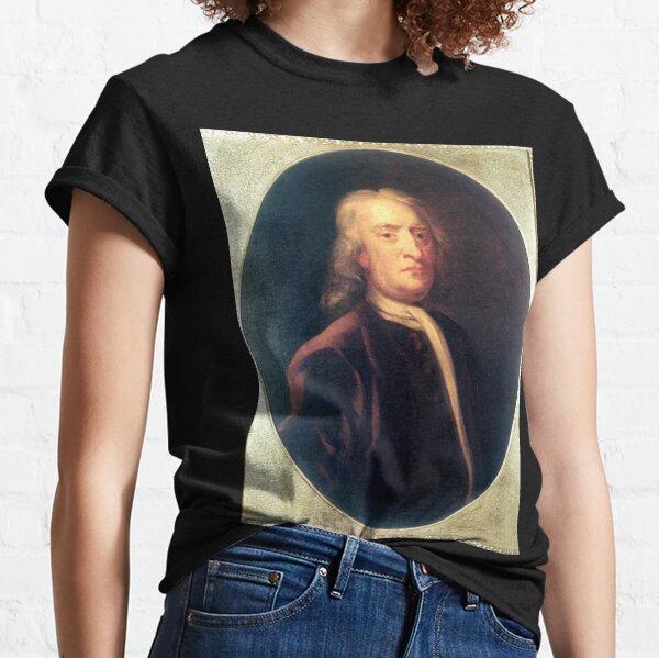 ISAAC NEWTON PAINTING Classic T-Shirt