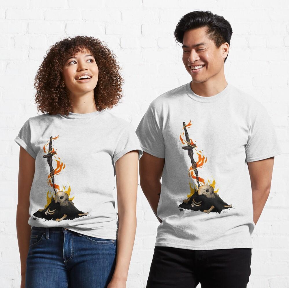 darksouls bonfire  Classic T-Shirt