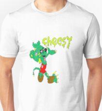 icky mouse rat fink cheesy graffiti T-Shirt