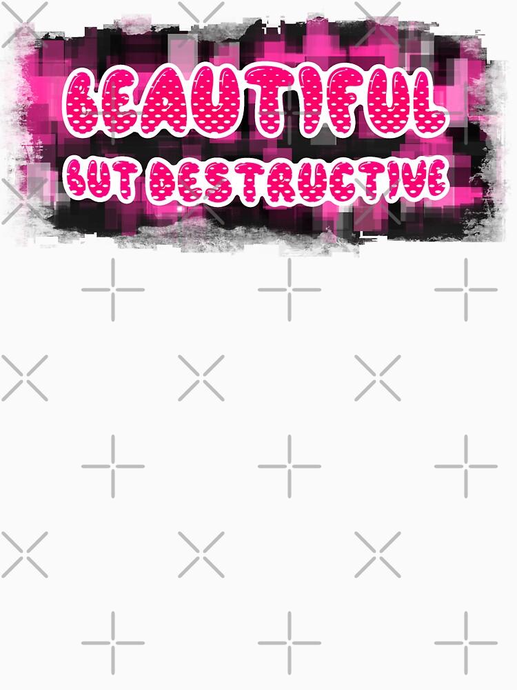 Bad Girl - Beautiful But Destructive by RabbitLair