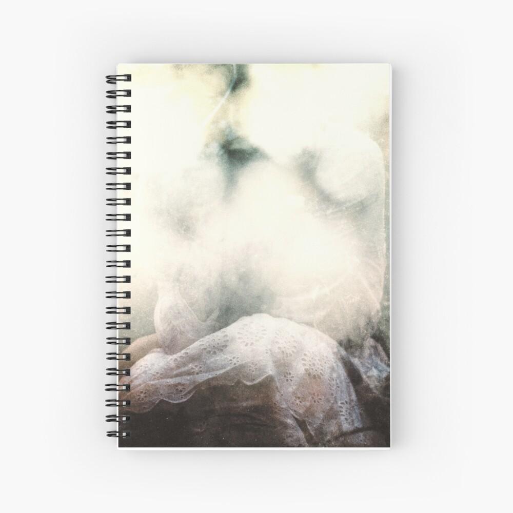 La Plaine des Asphodèles Spiral Notebook