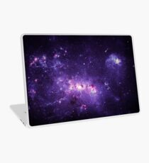 Purple star cluster - Space Laptop Skin