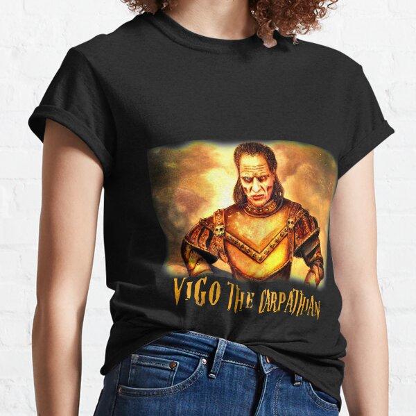 vigo the carpathian- Ghostbusters Classic T-Shirt