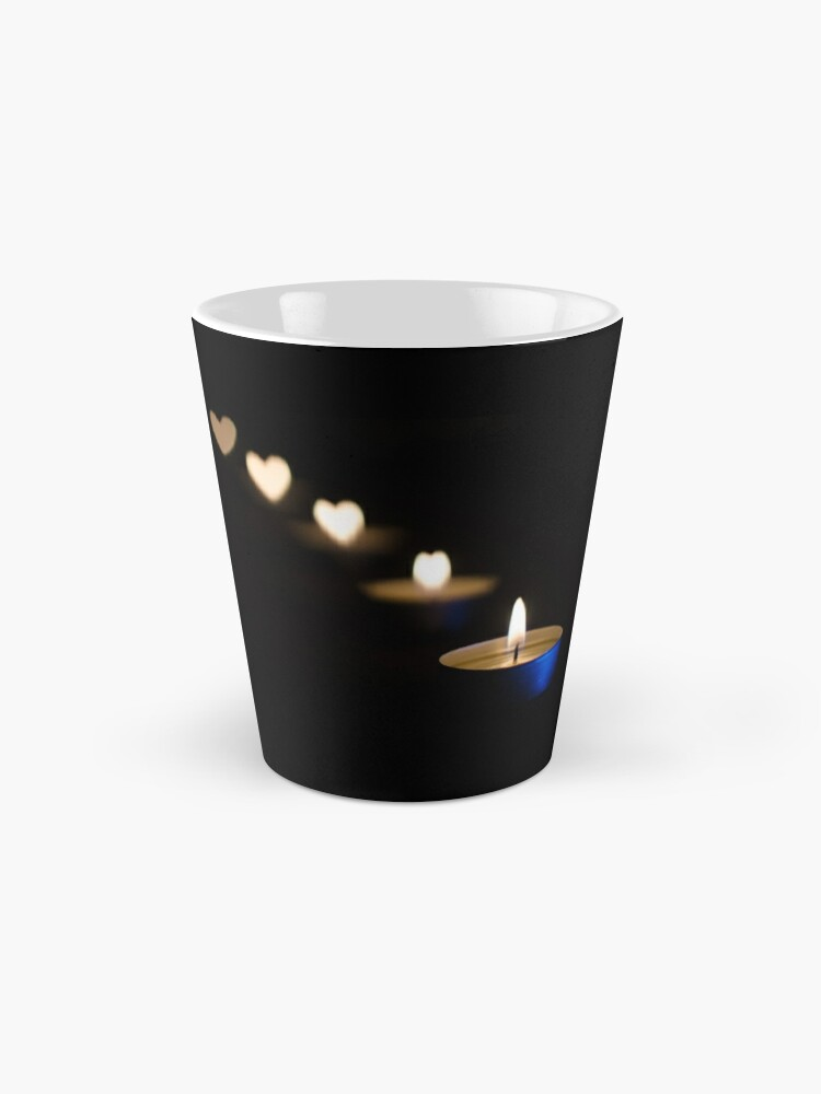 Alternate view of Burning Love Mug