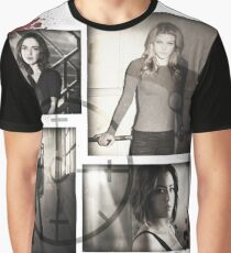 Women of SHIELD - Femme Fatale Graphic T-Shirt