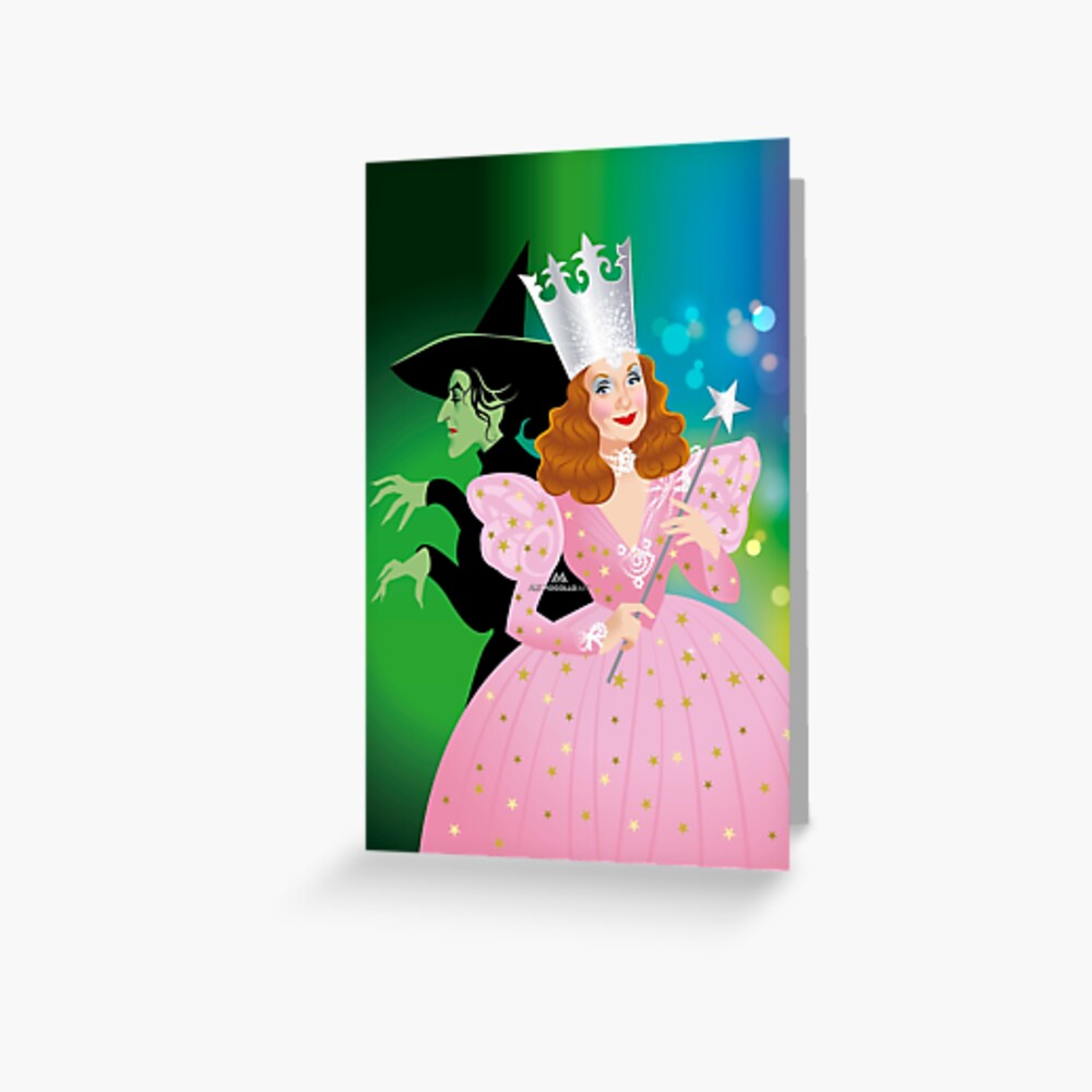 Good witch or bad witch? Greeting Card