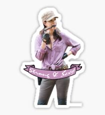 Rosita - Strong and Sexy Sticker