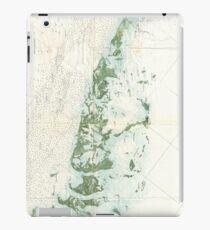 Vintage Map of The Florida Keys (1859) 2 iPad Case/Skin