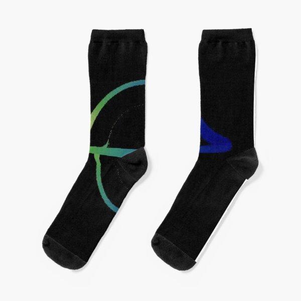 Trippy Pattern Socks