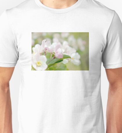 Soft freshness of apple blossom T-Shirt