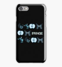 Fringe-Symbols iPhone Case/Skin