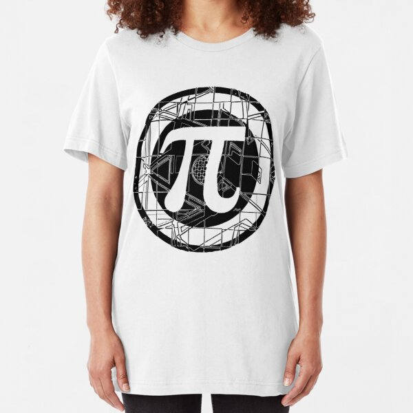 Standard Unisex T-shirt Pi Number Drawing T Day 2018