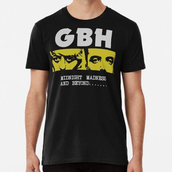 GBH - Charged GBH - Midnight Madness y más allá Camiseta premium