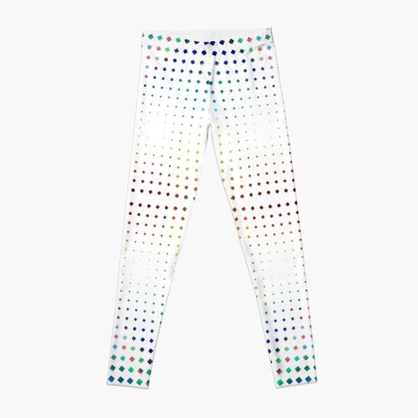 Trippy Pattern Leggings