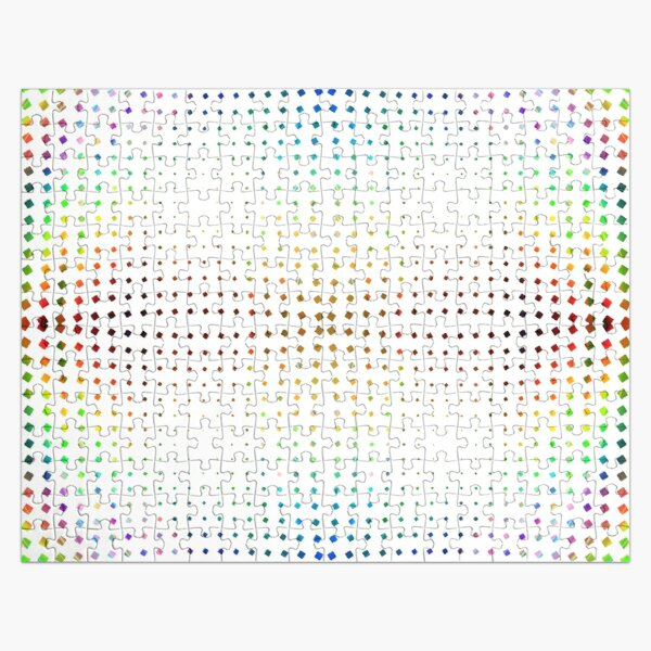 Trippy Pattern Jigsaw Puzzle