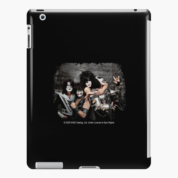 KISS The Band iPad Snap Case
