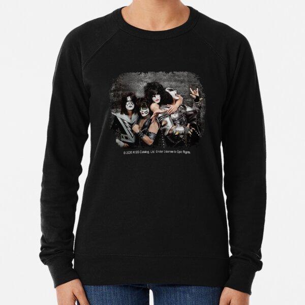KISS The Band Lightweight Sweatshirt