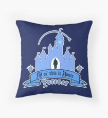All of This is Yours... Forever! Throw Pillow