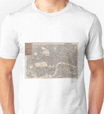 Vintage Map of London England (1899) 2 Unisex T-Shirt