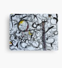 The Theory of Everything Canvas Print