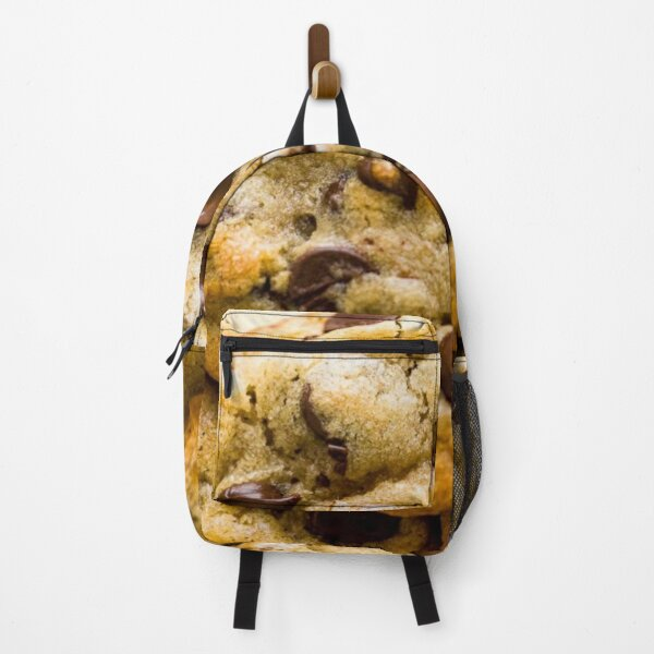 Chocolate chip cookie Backpack