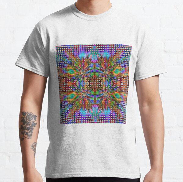 Trippy Pattern Classic T-Shirt