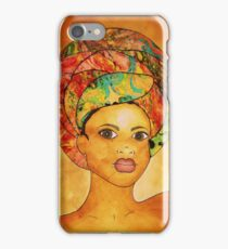 Headwrap iPhone Case/Skin
