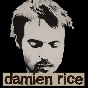 Damien Rice T-Shirt by rdbbbl
