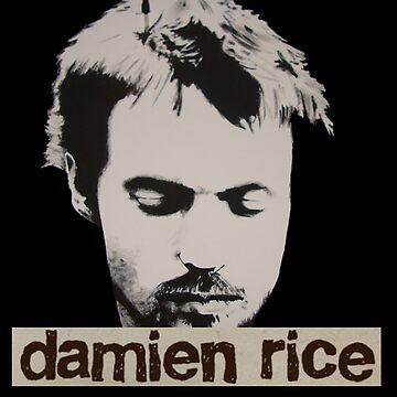 Damien Rice T-Shirt by rdbbbl