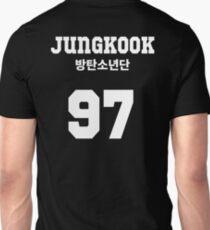 BTS - Jungkook Jersey Style T-Shirt