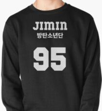 BTS - Jimin Jersey Style Pullover