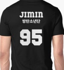 BTS - Jimin Jersey Style T-Shirt
