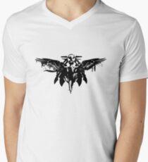 Xenoblade Fiora Mech Men's V-Neck T-Shirt