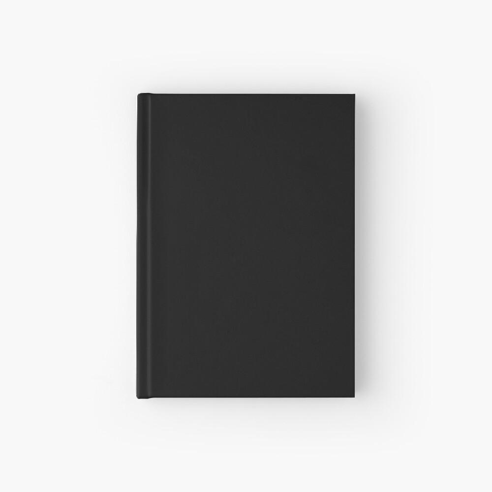 Black Hardcover Journal