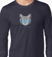 Catitude Long Sleeve T-Shirt