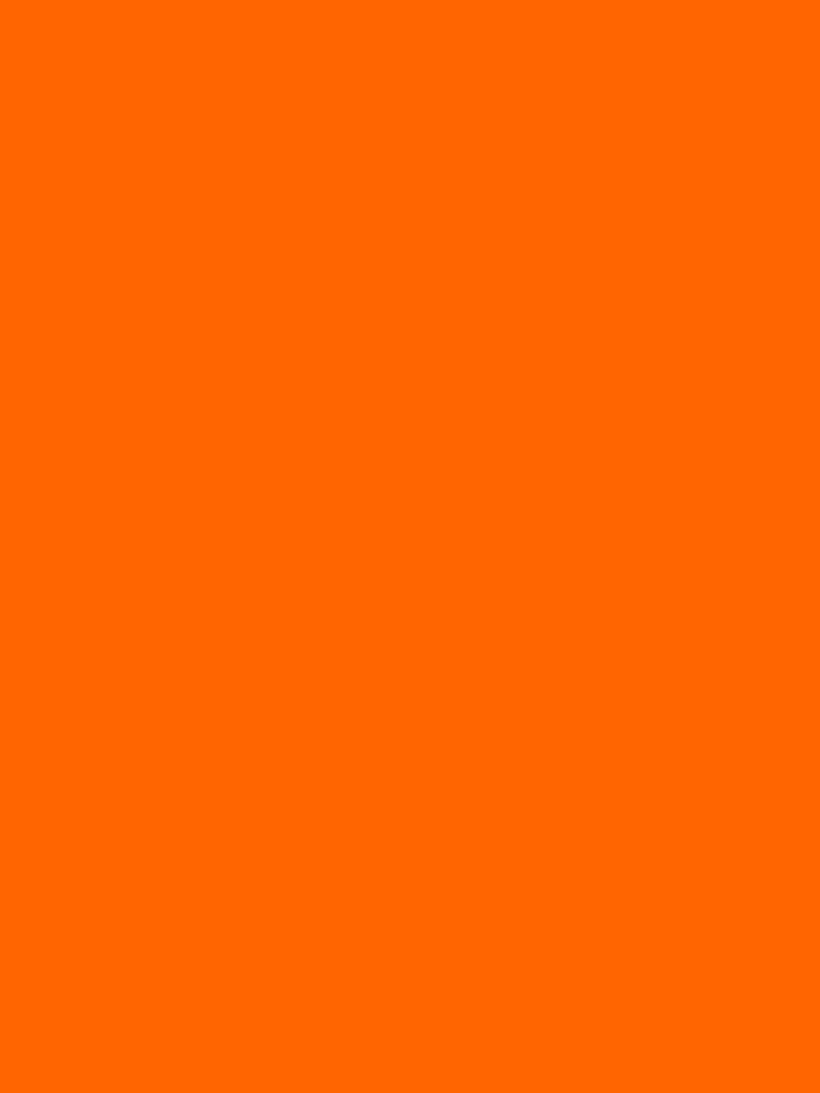 Blaze Orange von ARTPICSS